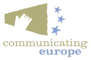 Communicating Europe Logo